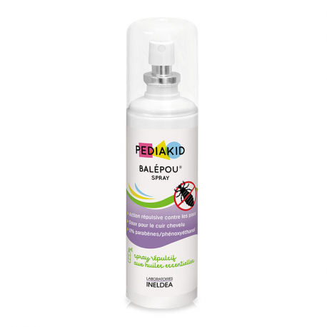Pediakid® Balépou® Spray - anti lice