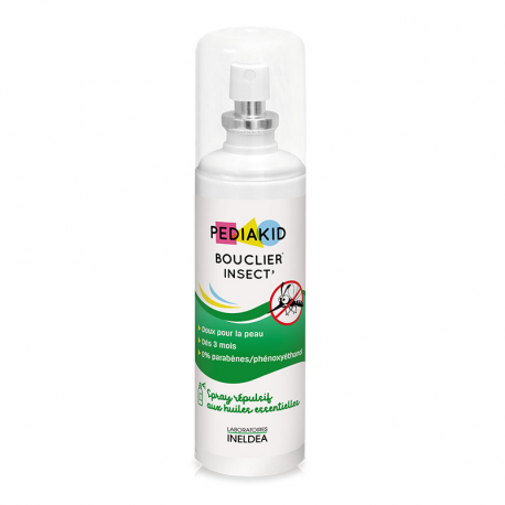 Pediakid® Bouclier Insect® Spray - anti bug bite